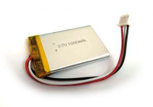 Аккумуляторная батарея 1000mAh