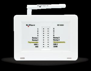 NV 8321 - GSM сигнализация